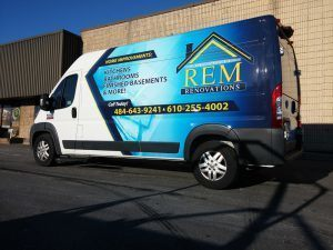 Vehicle Wraps Harrison NY
