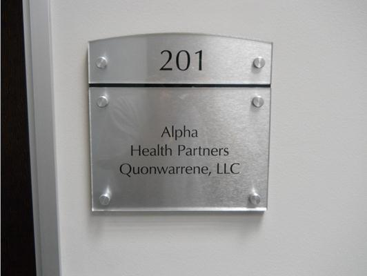 Room Id Signs Westchester County Ny Gotham Signs Amp Graphics