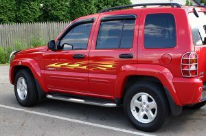 car graphics for personal vehicles in Scarsdale NY