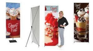 Retractable Banner Stands in Scarsdale NY