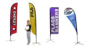 Vinyl Flags | Mamaroneck | White Plains | Scarsdale NY