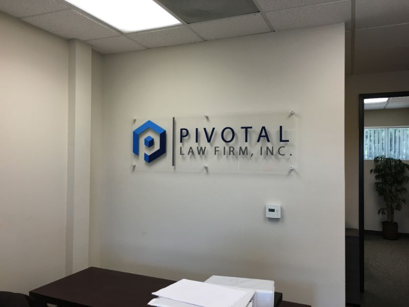 Acrylic Panel Lobby Signs In Westchester County Ny